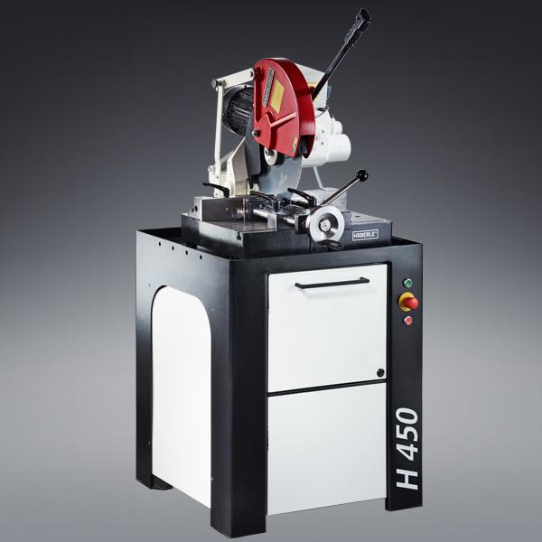 H450 Steel Saw